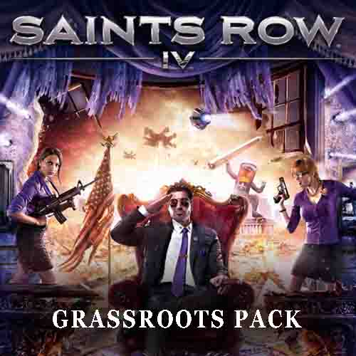 Comprar Saints Row 4 Grassroots Pack CD Key Comparar Precios