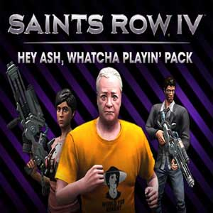 Comprar Saints Row 4 Hey Ash Whatcha Playin Pack CD Key Comparar Precios