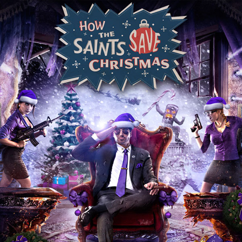 Descargar Saints Row 4 How The Saints Save Christmas - PC Key Steam