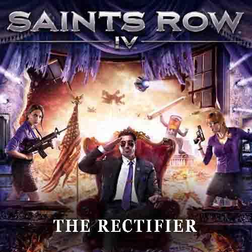 Saints Row 4 The Rectifier