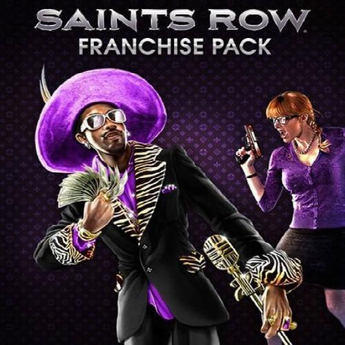 Comprar Saints Row Ultimate Franchise Pack CD Key Comparar Precios
