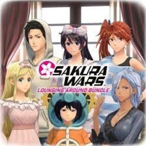 Sakura Wars Lounging Around Bundle