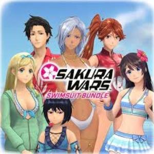 Sakura Wars Swimsuit Bundle