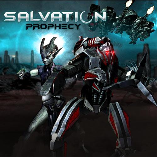 Descargar Salvation Prophecy - PC key Steam