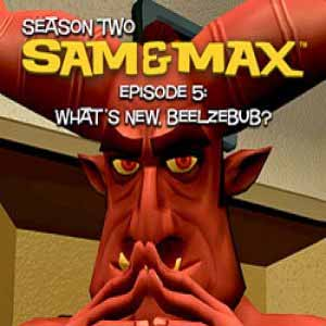 Comprar Sam & Max 205 Whats New Beezlebub CD Key Comparar Precios