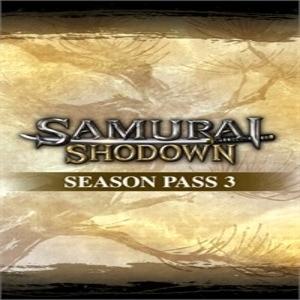 Comprar SAMURAI SHODOWN SEASON PASS 3 Xbox One Barato Comparar Precios