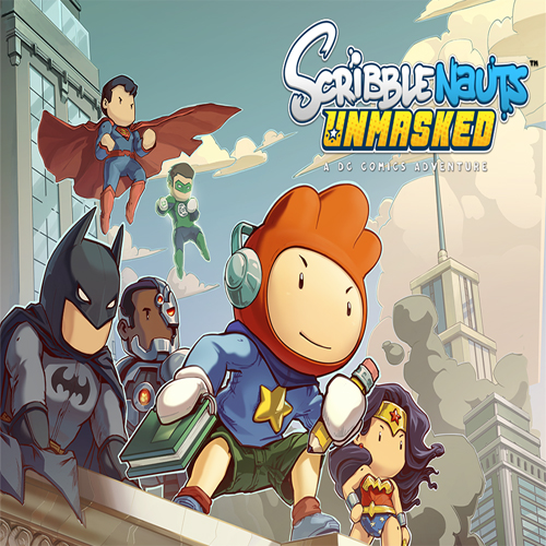 Descargar Scribblenauts Unmasked A DC Comics Adventure - PC Key Steam