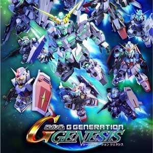 Comprar SD Gundam G Generation Genesis PS4 Code Comparar Precios