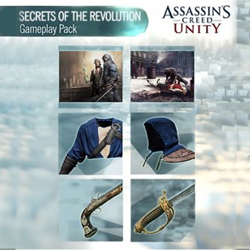 Comprar Assassin's Creed Unity Secrets of the Revolution CD Key Comparar Precios