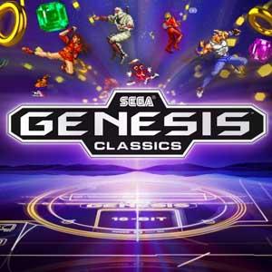 Comprar SEGA Genesis Classics Nintendo Switch Barato comparar precios