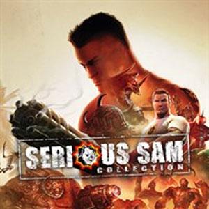 Comprar Serious Sam Collection Ps4 Barato Comparar Precios