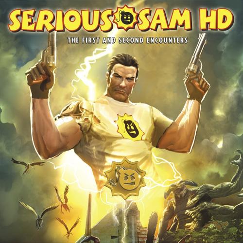Comprar Serious Sam HD Xbox 360 Code Comparar Precios