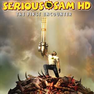 Comprar Serious Sam HD The First Encounter CD Key Comparar Precios