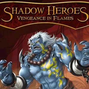 Comprar Shadow Heroes Vengeance In Flames CD Key Comparar Precios