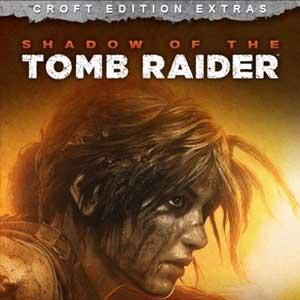 Shadow of the Tomb Raider Croft DLC
