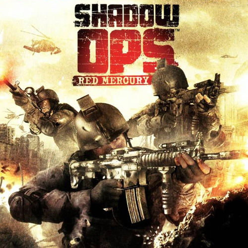 Comprar Shadow Ops Red Mercury CD Key Comparar Precios