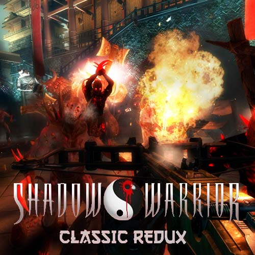 Descargar Shadow Warrior Classic Redux - PC key Steam