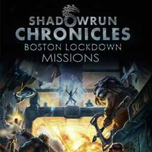 Comprar Shadowrun Chronicles Boston Lockdown Missions CD Key Comparar Precios