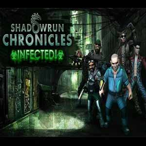 Comprar Shadowrun Chronicles Infected CD Key Comparar Precios