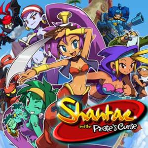 Comprar Shantae and the Pirates Curse Nintendo Wii U Descargar Código Comparar precios