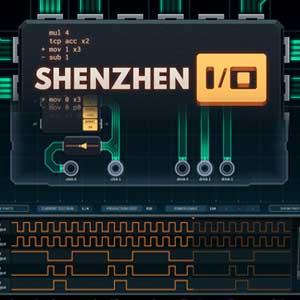 Comprar Shenzhen I O CD Key Comparar Precios