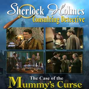 Comprar Sherlock Holmes Consulting Detective The Case of the Mummys Curse CD Key Comparar Precios