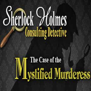 Comprar Sherlock Holmes Consulting Detective The Case of the Mystified Murderess CD Key Comparar Precios
