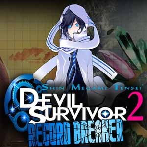 Comprar Shin Megami Tensei Devil Survivor 2 Record Breaker Nintendo 3DS Descargar Código Comparar precios