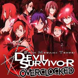 Comprar Shin Megami Tensei Devil Survivor Overclocked Nintendo 3DS Descargar Código Comparar precios