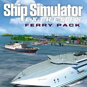 Comprar Ship Simulator Extremes Ferry Pack CD Key Comparar Precios