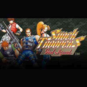 Comprar SHOCK TROOPERS 2nd Squad CD Key Comparar Precios