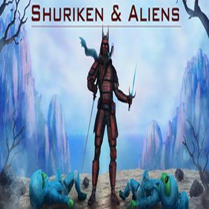 Comprar Shuriken and Aliens CD Key Comparar Precios