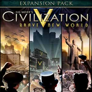 Comprar Sid Meiers Civilization 5 Brave New World Expansion CD Key Comparar Precios