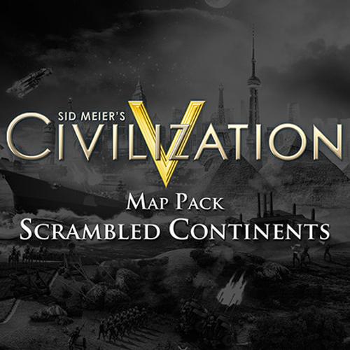 Comprar Sid Meiers Civilization 5 Scrambled Continents Map CD Key Comparar Precios