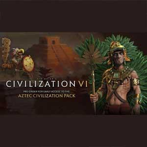 Comprar Sid Meiers Civilization 6 Aztec Civilization Pack CD Key Comparar Precios