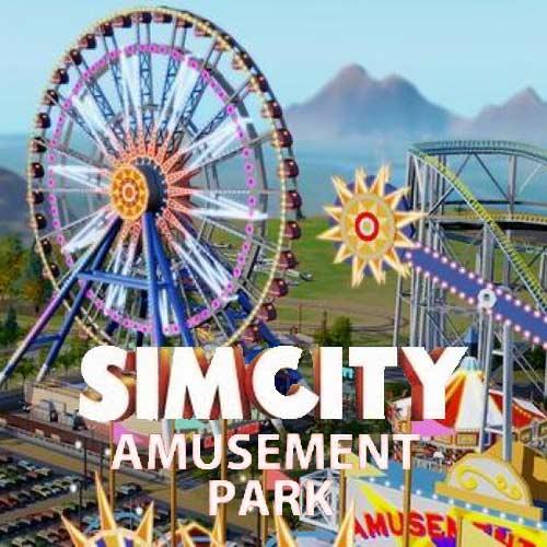Descargar SimCity Amusement Park Pack - key Origin