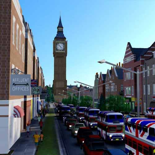 Descargar SimCity - London - key Origin