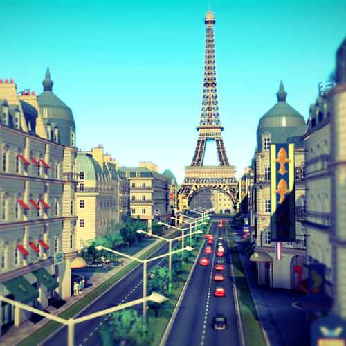 Descargar SimCity Paris - key origin