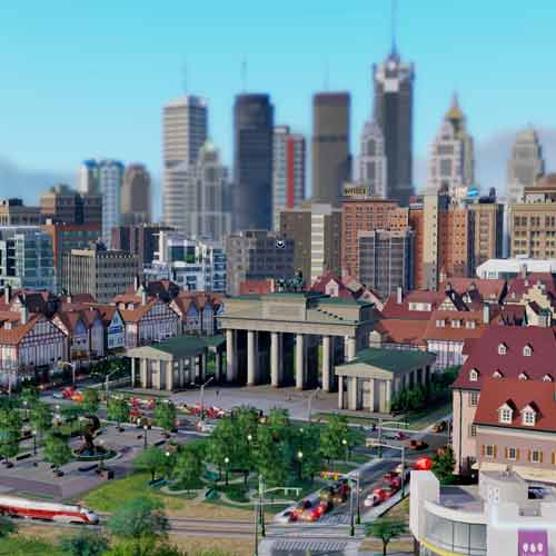 Descargar SimCity - Berlin - key Origin