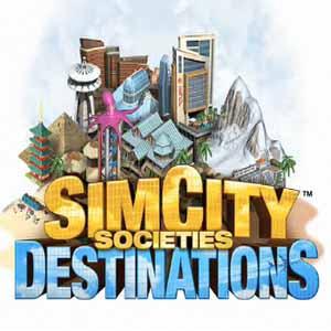 Comprar SimCity Societies Destinations CD Key Comparar Precios