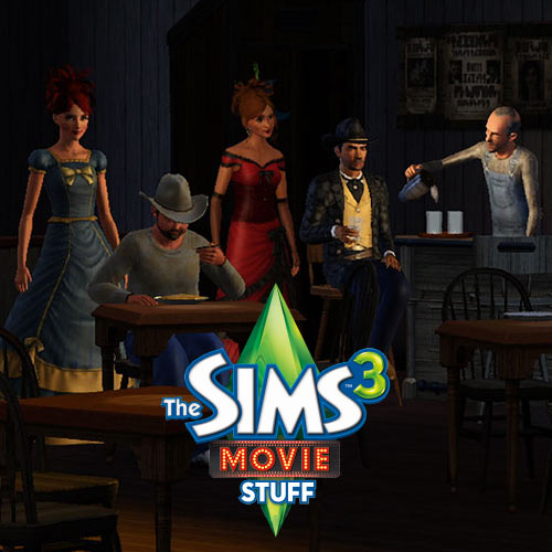 Descargar Sims 3 Movie Stuff - PC key Origin