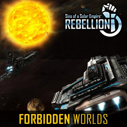 Comprar Sins of a Solar Empire Rebellion Forbidden Worlds CD Key Comparar Precios