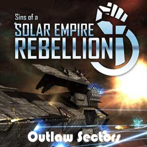 Comprar Sins of a Solar Empire Rebellion Outlaw Sectors CD Key Comparar Precios