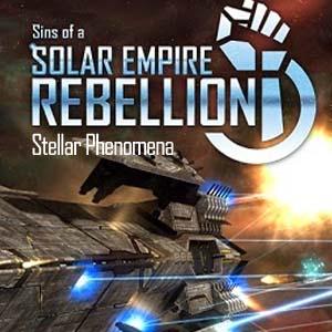 Comprar Sins of a Solar Empire Rebellion Stellar Phenomena CD Key Comparar Precios