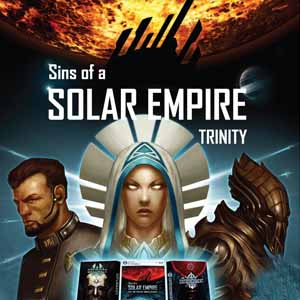 Comprar Sins of a Solar Empire Trinity CD Key Comparar Precios
