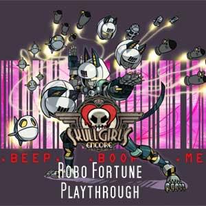 Comprar Skullgirls Robo-Fortune CD Key Comparar Precios