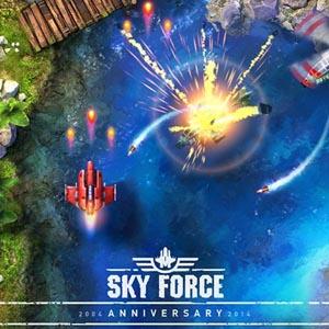 Comprar Sky Force Anniversary CD Key Comparar Precios