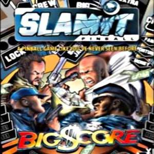 Comprar SlamIt Pinball Big Score CD Key Comparar Precios