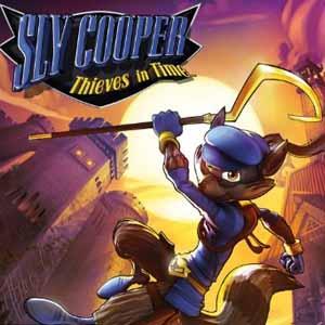 Comprar Sly Cooper Thieves in Time Ps3 Code Comparar Precios