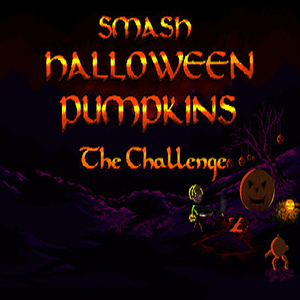 Smash Halloween Pumpkins The Challenge